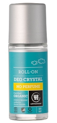 Urtekram roll-on No parfume, 50ml