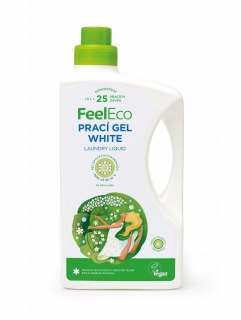 Feel Eco white prací gel 1,5l